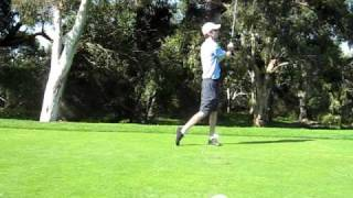 preview picture of video 'Pure Class...Golf Swing'