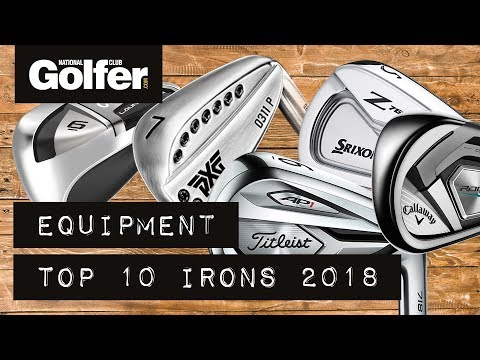 Top 10 Irons 2018 | Mid handicap testing