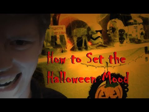 How to Decorate for Halloween on the CHEAP | Halloween Week
