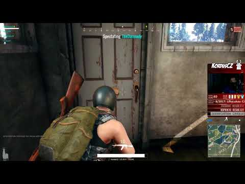 The best round ever! 4 people, 1st place, 1 kill. PubG - road to ESL2018