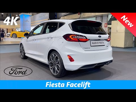 Ford Fiesta ST Line 2022 - First FULL review in 4K | Exterior - Interior, 1.0 EcoBoost HYBRID 155 HP