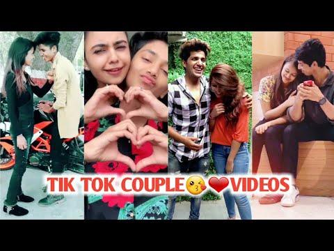 Tik Tok Couple Videostiktok Romantic Cute Couple