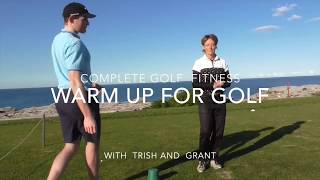 Warm Up for Golf