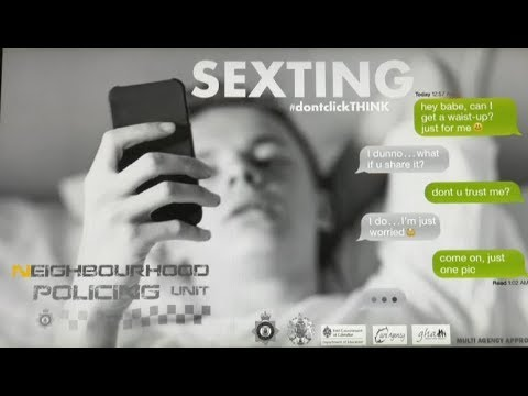 RGP AWARENESS 'SEXTING' CAMPAIGN
