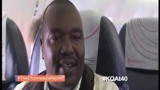 Promo: The Chamwada Report - Kenya Airways at 40, Sunday 8:30 Pm on KTN News