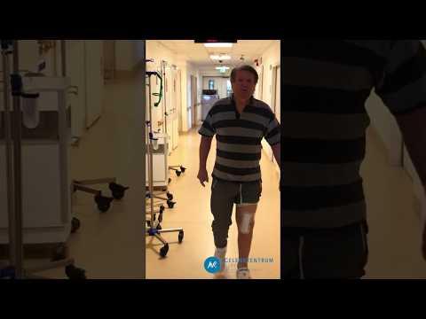 Ob eine Operation für Knieersatz zu tun