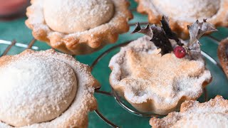 How To Make Sponge Topped Mince Pies preview