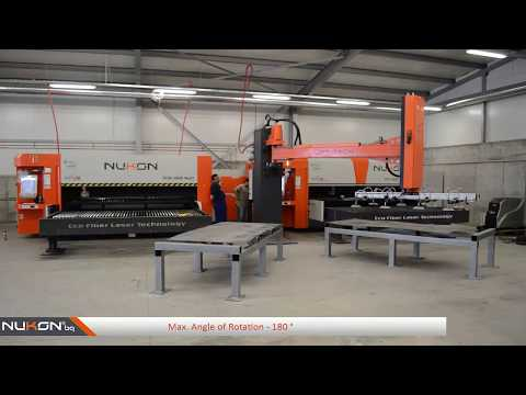 Nukon Bulgaria Ltd. – Lift Tech, система за зареждане