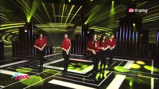Simply K-Pop-EXID - Up & Down EXID - 위 아래 EP129