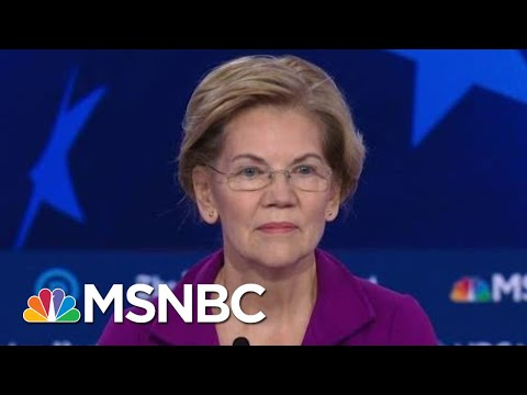 Warren, Klobuchar On Impeachment Support | MSNBC