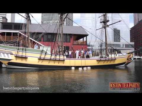 Boston Tea Party Museum - The Museum Experience