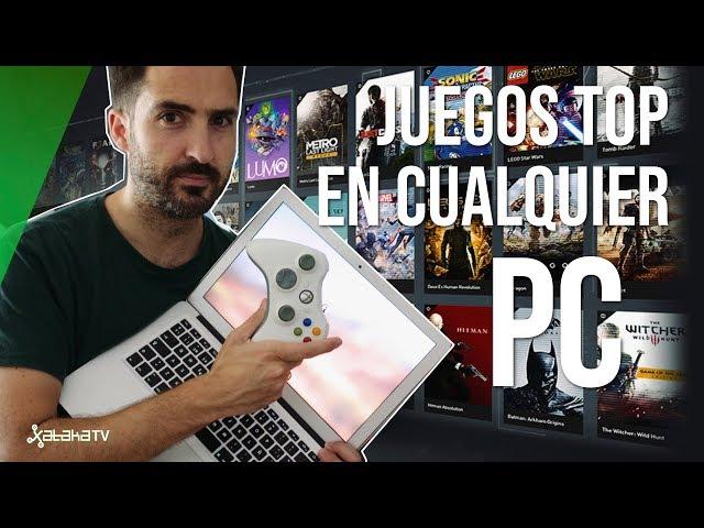 Jugando a 1080p 60fps en cualquier PC: probamos GeForce Now