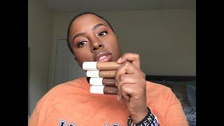The Cure | Fenty Beauty Concealers Vs Fenty Beauty Match Stix
