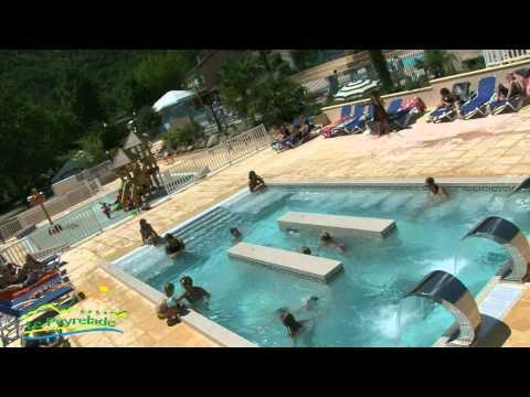 Camping Peyrelade - Espace aquatique,