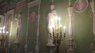 Екатерининский дворец в Царском Селе зимой