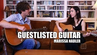 Guestlisted Guitar: Marissa Nadler on songwriting