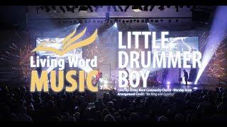 Little Drummer Boy - Christmas Eve Service (Cover)