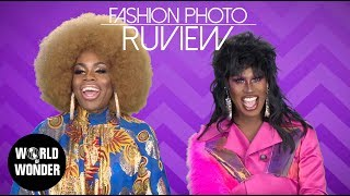FASHION PHOTO RUVIEW: DragCon Looks with Monet X Change and Shea Coulee