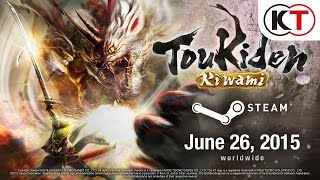Toukiden: Kiwami video