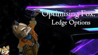【SSB4】Optimising Fox: Ledge Options