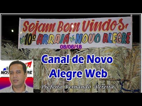 Canal de Novo Alegre WEB