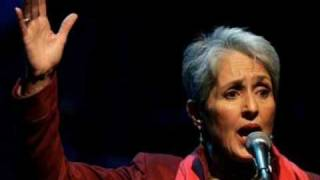 JOAN BAEZ ~ The Night They Drove Old Dixie Down ~.wmv