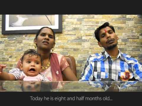 Rajender-and-Poonam-Complete-there-Family-with-Help-of-DrRita-Bakshi-in-New-Delhi-India