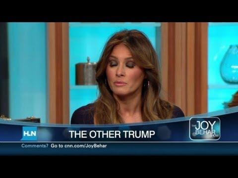 Trump wife: Donald still might run