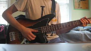 8:16 A.M.  - 311 (bass cover)