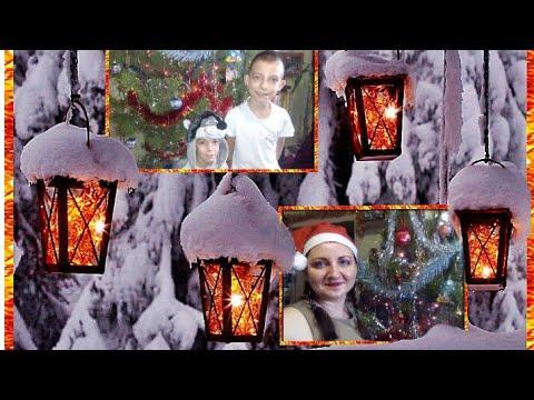 Наряжаем ёлку/ Ёлка/ Как снарядить ёлку на Новый год/Новогоднее настроение/