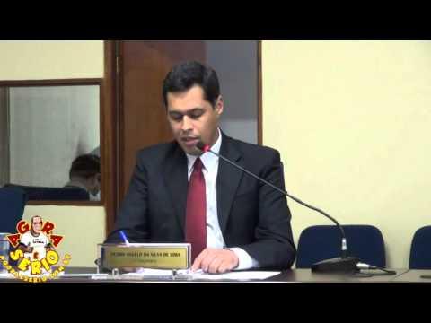 Tribuna Votação Léo da Jk Presidente dia 8 de Dezembro de 2015