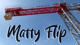 DJI FPV Drone, Manual mode training session #5: Matty Flip