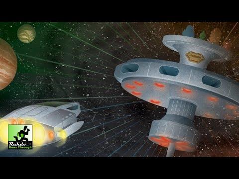 Rahdo Runs Through►►► Far Space Foundry
