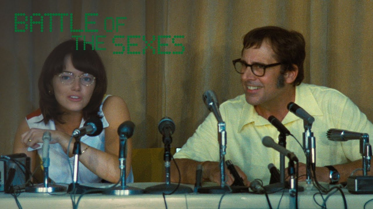 Battle of the Sexes - On Blu-ray DVD & Digital