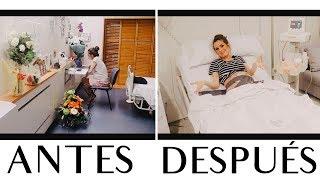 CAMBIO de HOSPITAL horas ANTES de PARIR / Nacimiento PREMATURO 31 semanas #Verdeliss