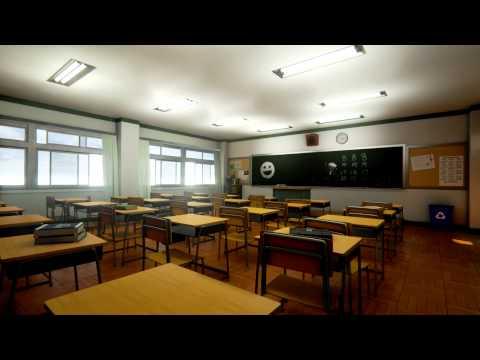UE4] Modern Japanese School — polycount