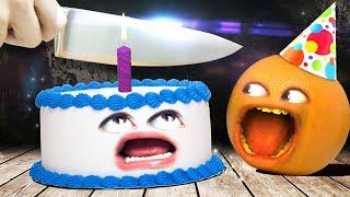 Annoying Orange - Cake Supercut!!