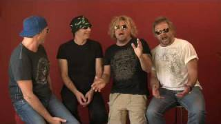 Chickenfoot - 12 Days of the Foot: Day 8 (My Kinda Girl)