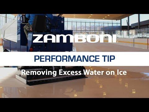 Zamboni Prefromance Tips