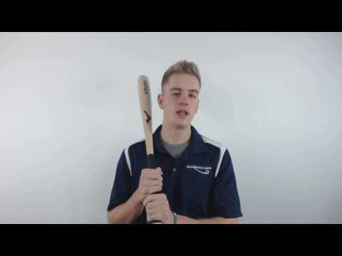 2017 Mizuno Beech Elite Wood Baseball Bat: MZH271