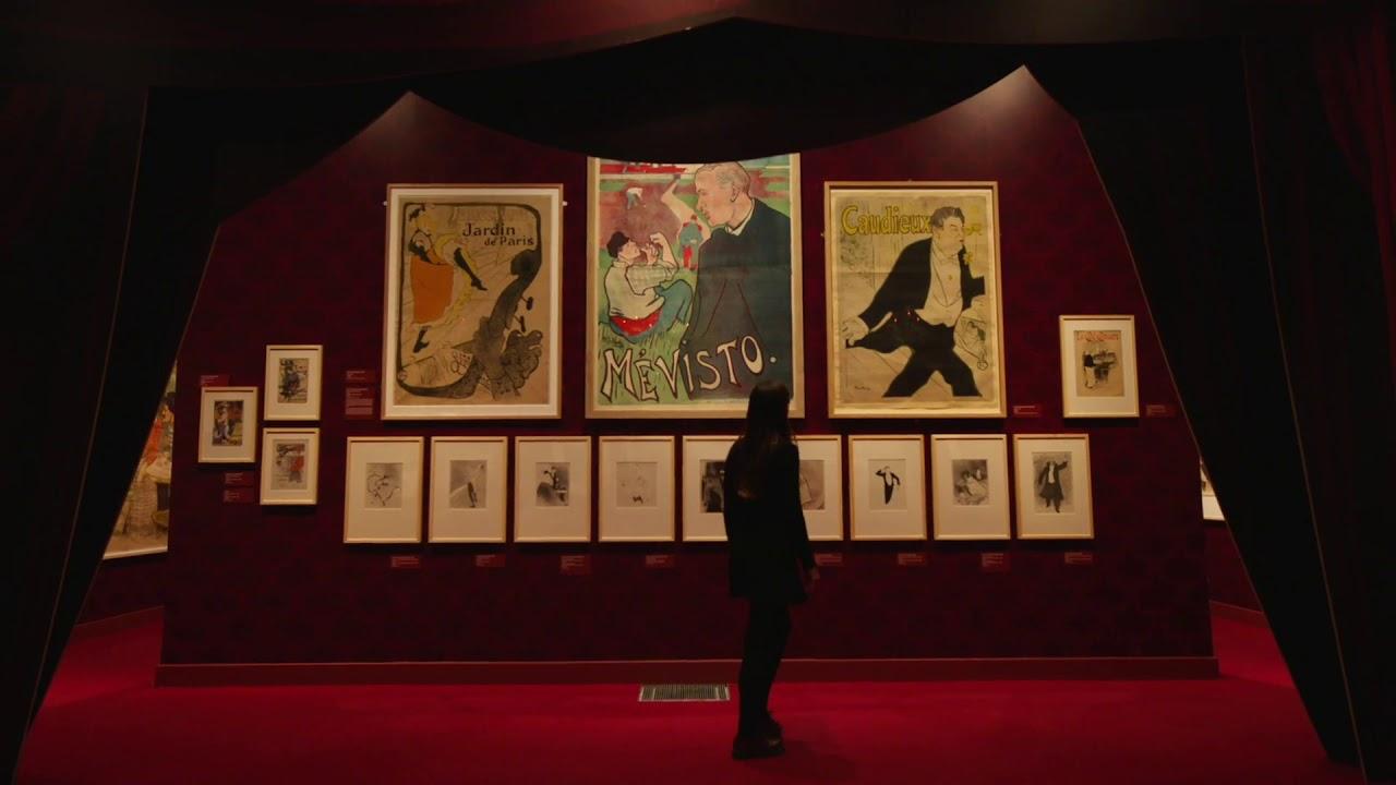 El espíritu de Montmartre en tiempos de Toulouse-Lautrec