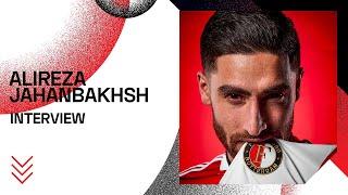 Alireza Jahanbakhsh is Feyenoorder! ?⚪⚫ | ?️ Het eerste interview met #Alireza9
