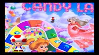 Mario Party - Candy Land (Part 1) [Custom Board]