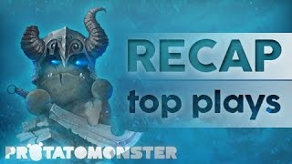 League of Legends Top Plays - Recap of 2014 - Early 1M Subscribers Video