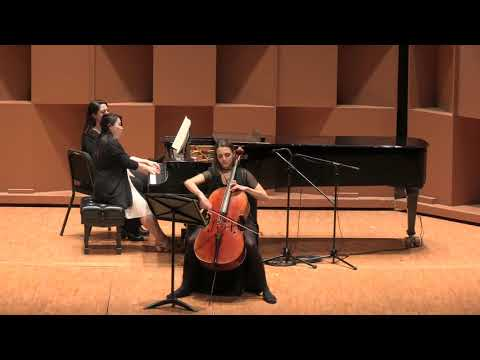 Chopin - Cello Sonata 1st mvt