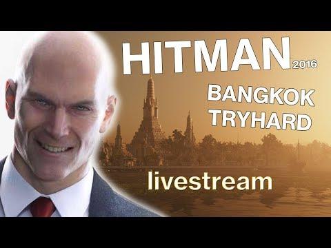BANGKOK TRYHARD! - Hitman 2016 | Záznam | Mafiapau