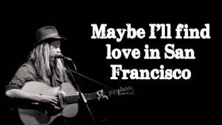 Stu Larsen - San Francisco (Lyrics Video)