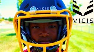 My Vicis Zero 1 Youth Helmet