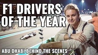 Ranking My Top 4 F1 Drivers of 2019! | Abu Dhabi Grand Prix | Qualifying Vlog