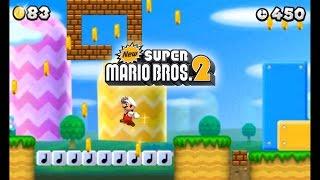 Citra Emulator 0.1.218 (CPU JIT) | New Super Mario Bros. 2 [1080p] | Nintendo 3DS
